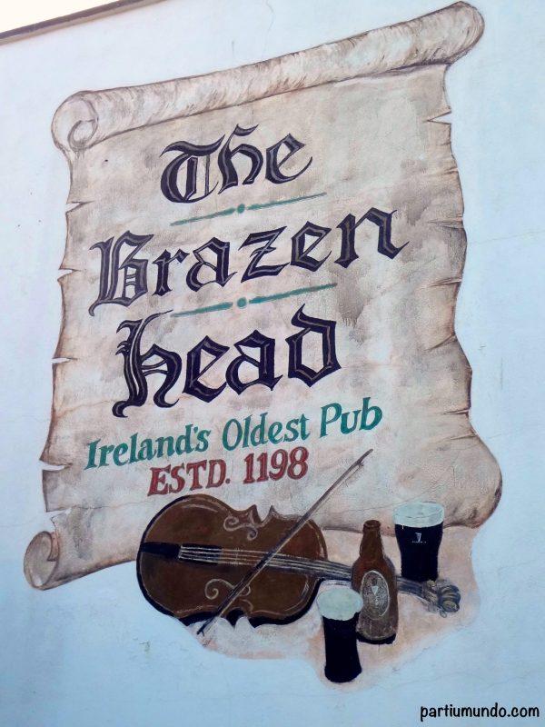 A The Brazen Head 3