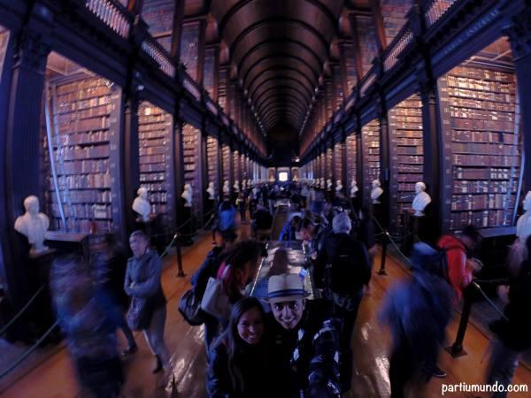 Long Room - Trinity College