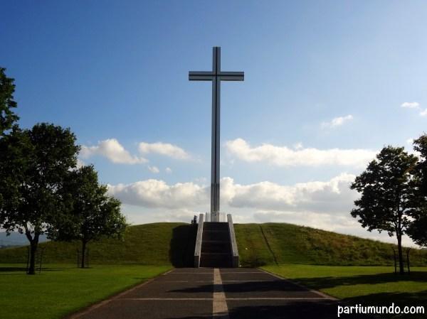 Papal Cross