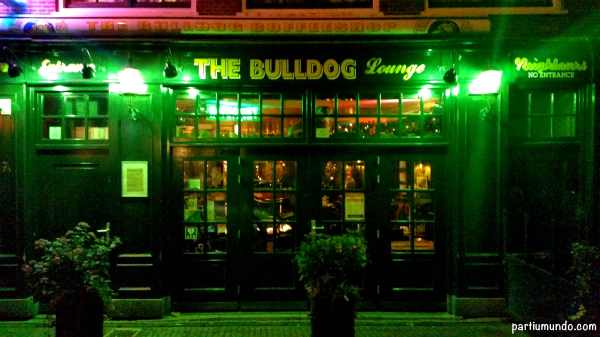 The Bulldog Lounge