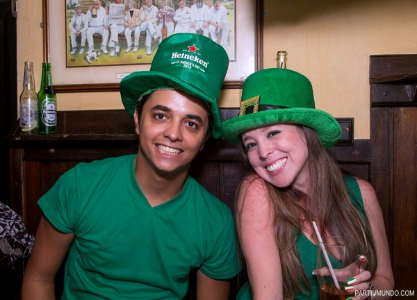 St. Patricks Day - OMalleys 1