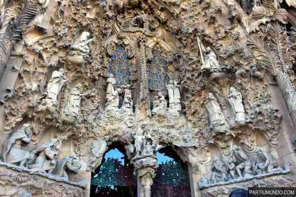 sagrada familia - barcelona 12