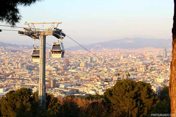 barcelona - montjuic park 18
