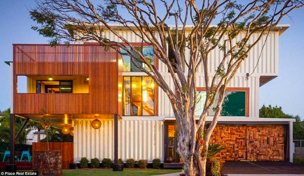 cargo container house 10