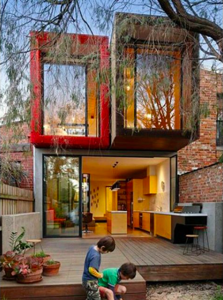 cargo container house 9